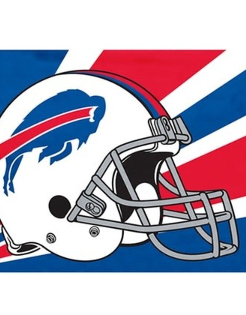 Buffalo Bills 3x5' Nylon Flag