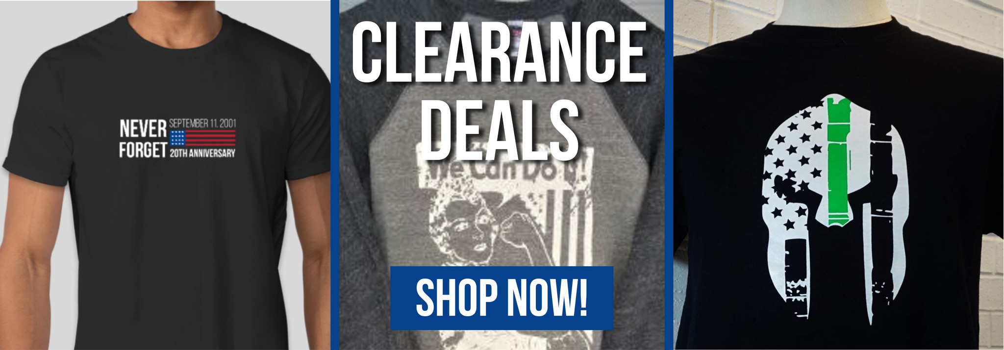 Flag Store Clearance