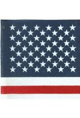 USA No Fray Fabrication with No Topper