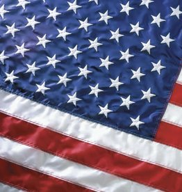 USA Nylon Sleeved Flag