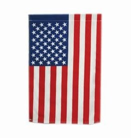 USA Cotton Garden Flag