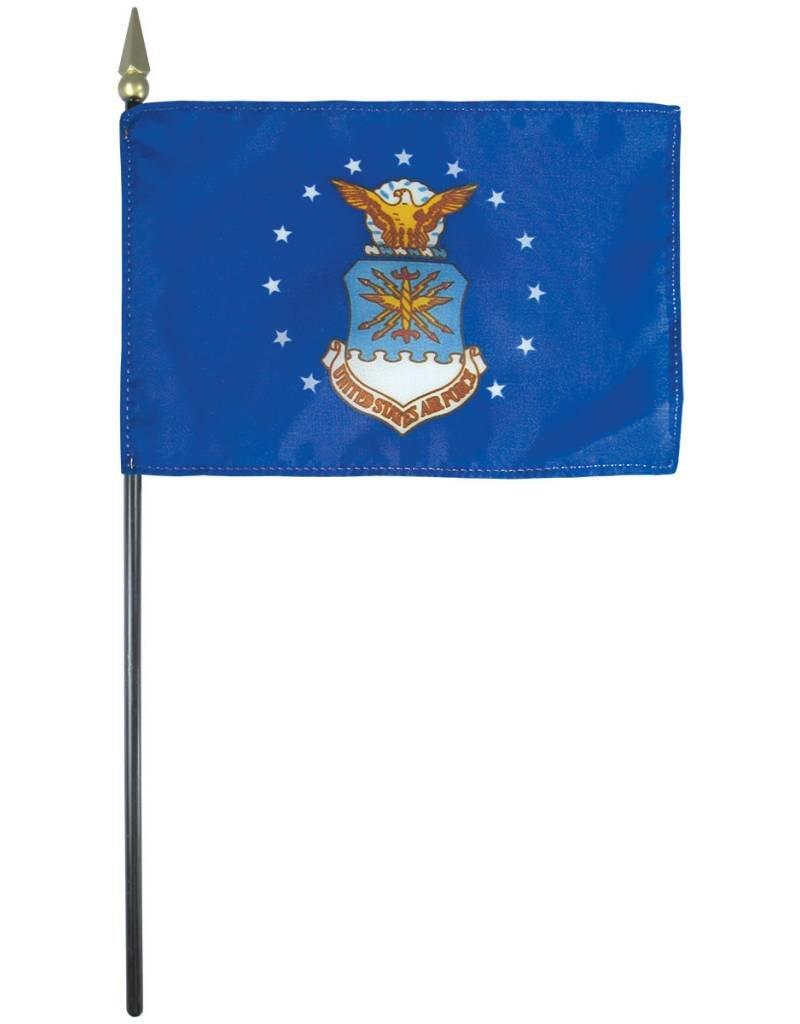Air Force Endura-Gloss Stick Flag