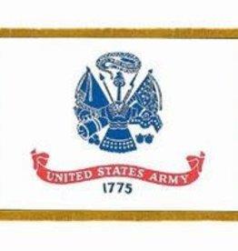 Army Nylon Crown Flag