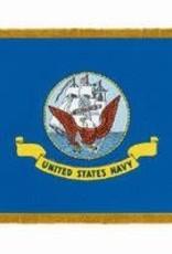 Navy Nylon Crown Flag