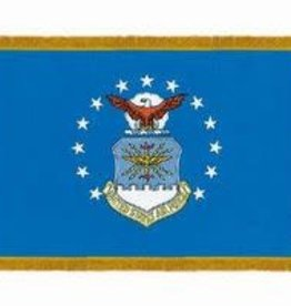 Air Force Nylon Crown Flag