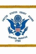 United States Coast Guard Crown Nylon Flag
