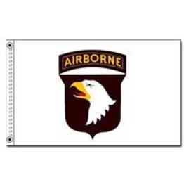 101st Airborne Division Endura-Poly Flag