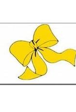 Yellow Ribbon 3x5' Printed on Nylon Flag