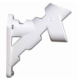 "1"" White Cast Aluminum Bracket (2 POS)"
