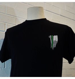 Thin Green Line Flag T-Shirt