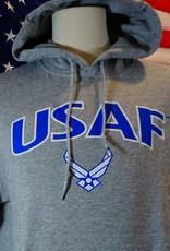 Air Force w/ HAP Logo Hoodie