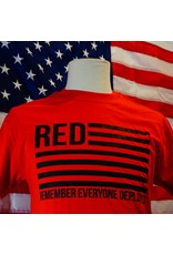 Remember Everyone Deployed (RED) T-Shirt