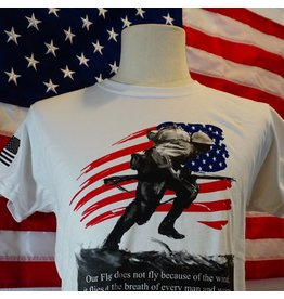Locally Designed Soldier T-Shirt