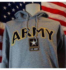 Army w/ Star Logo Hoodie