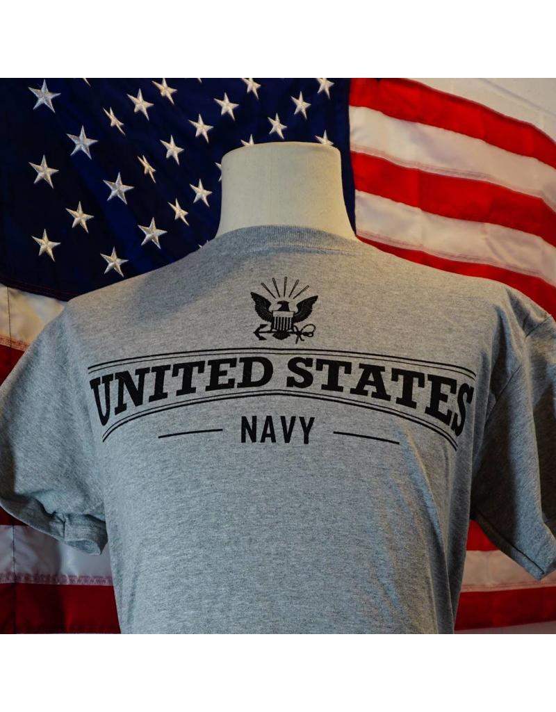 U.S. Navy Logo T-Shirt