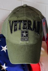 Army Veteran (OD Green) Baseball Cap