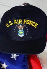 Air Force (Blue w/yellow ltrs) Baseball Cap