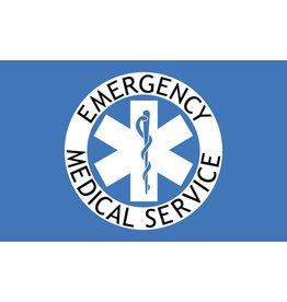 EMS 3x5' Nylon Flag