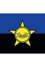 Police Remembrance 3x5' Nylon Flag
