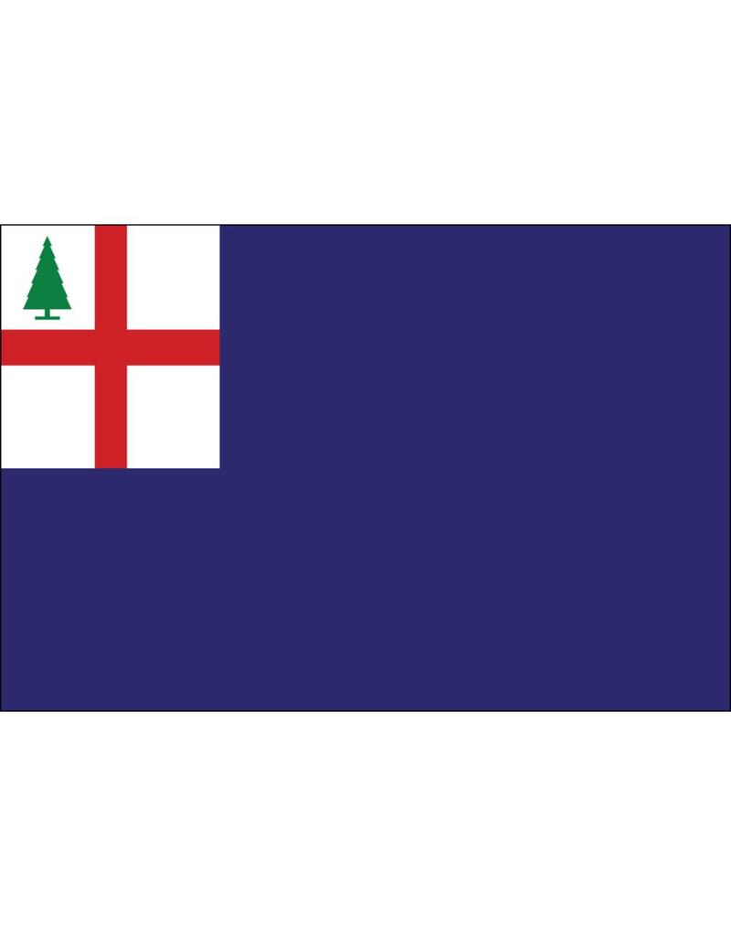 Bunker Hill Historical Nylon Flag