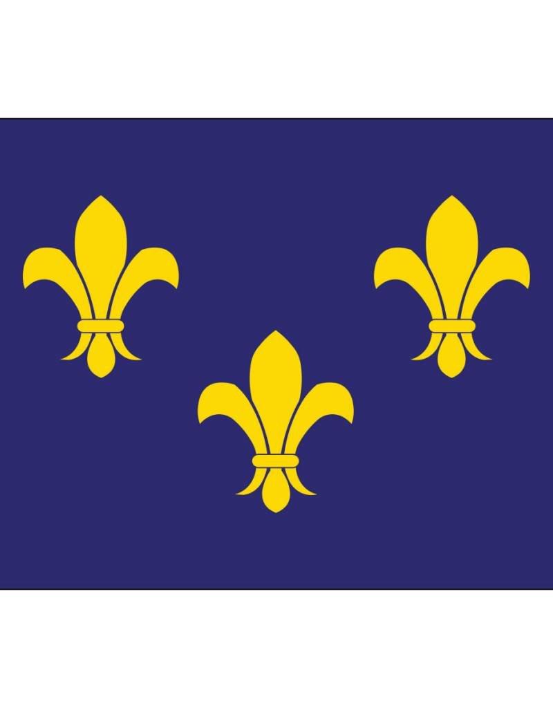 Fleur De Lis Historical Nylon Flag Stars Stripes The Flag Store