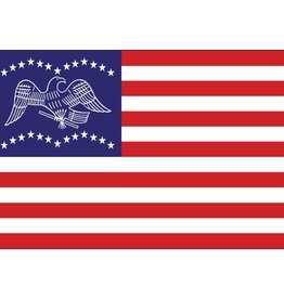 General Fremont Historical Nylon Flag