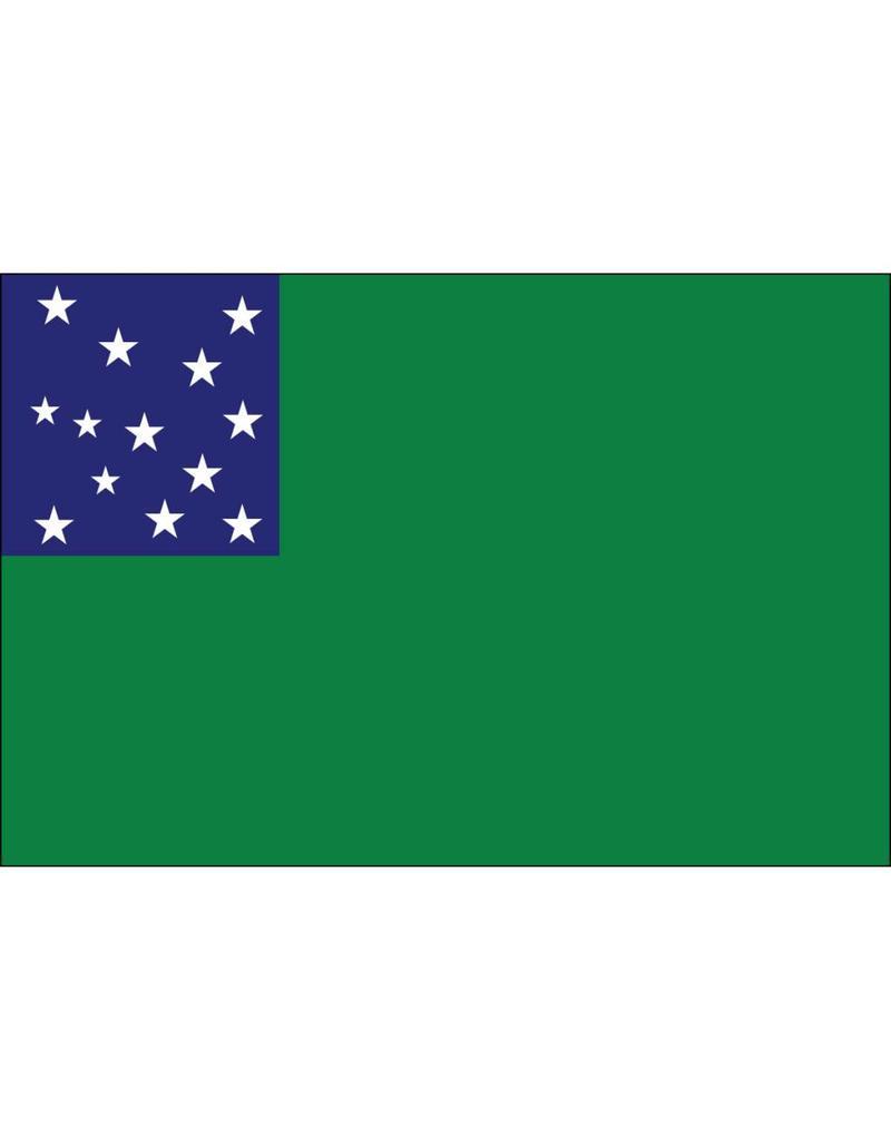 Green Mountain Boys Historical Nylon Flag