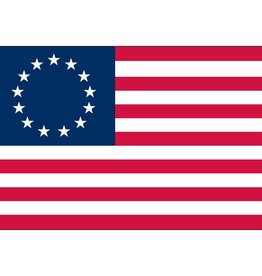 Betsy Ross Historical Nylon Flag