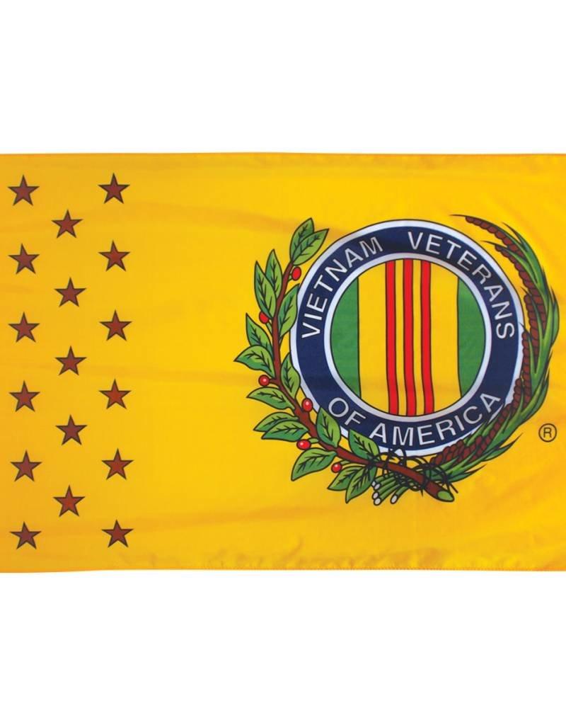 Vietnam Vet 3x5' Nylon Flag