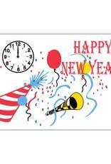 Happy New Year 3x5' Nylon Flag