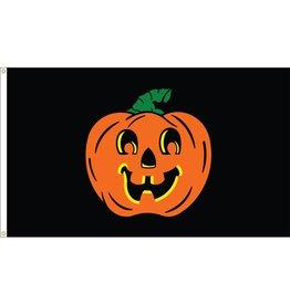 Pumpkin 3x5' Nylon Flag