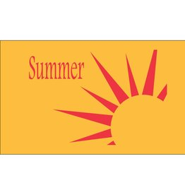 Summer 3x5' Nylon Flag