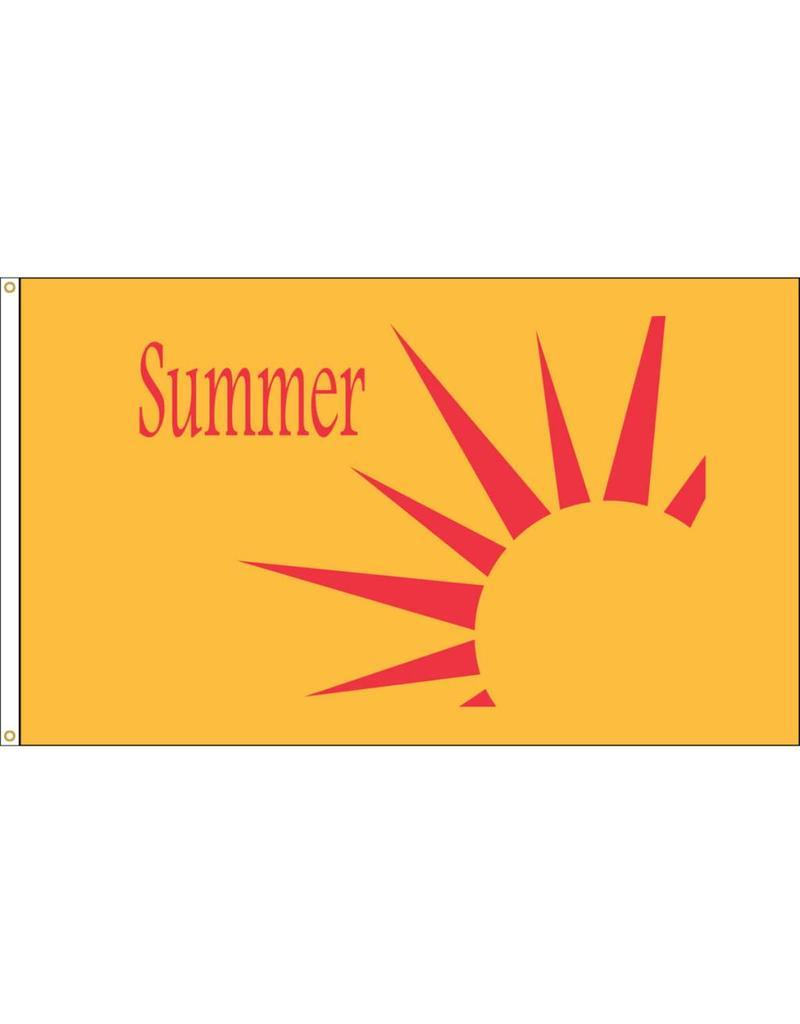 Summer 3x5' Nylon Flag