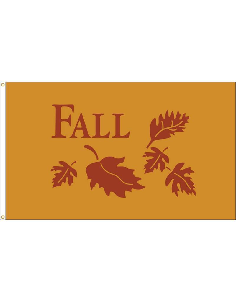 Fall 3x5' Nylon Flag