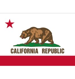 California Nylon Flag