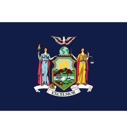 New York State Nylon Flag
