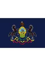 Pennsylvania State Nylon Flag