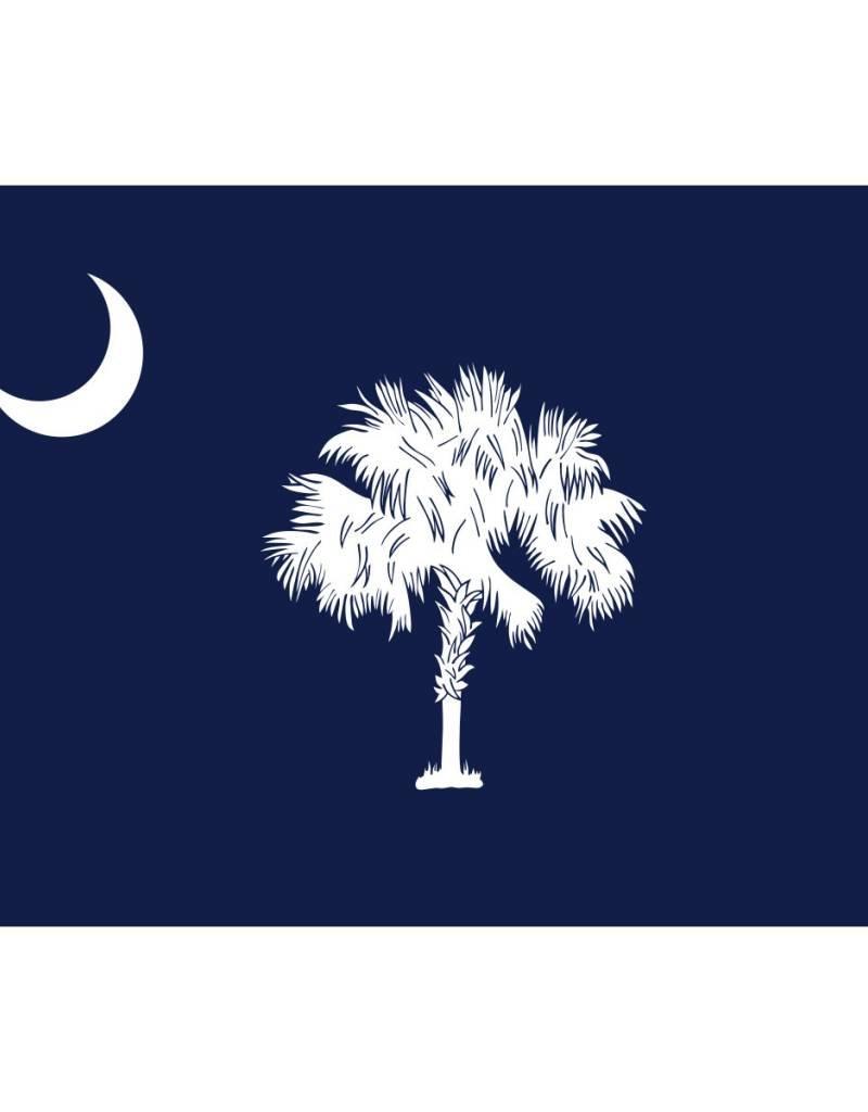 South Carolina Nylon Flag