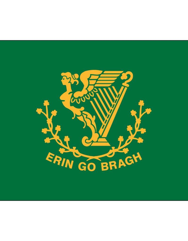Erin Go Bragh Nylon Flag