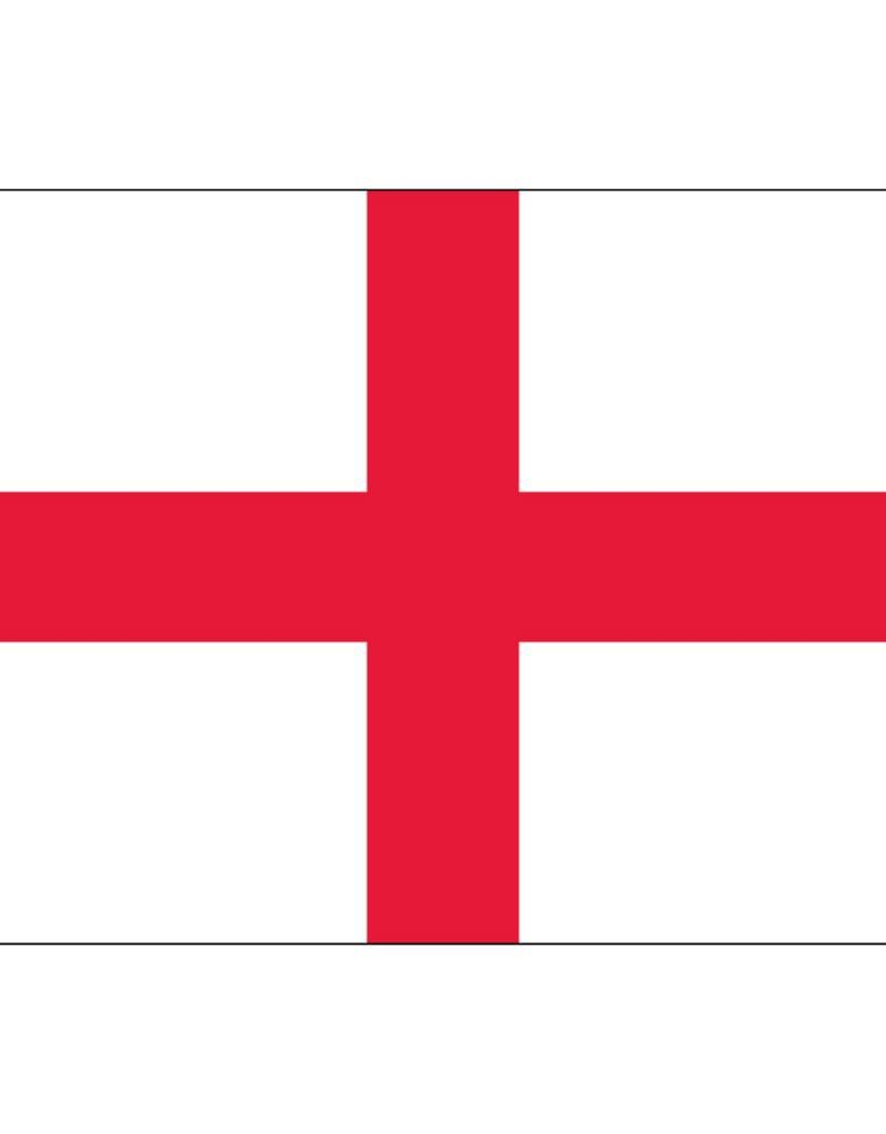 England (St. Georges Cross) Nylon Flag