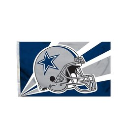 Dallas Cowboys 3x5' Polyester Flag