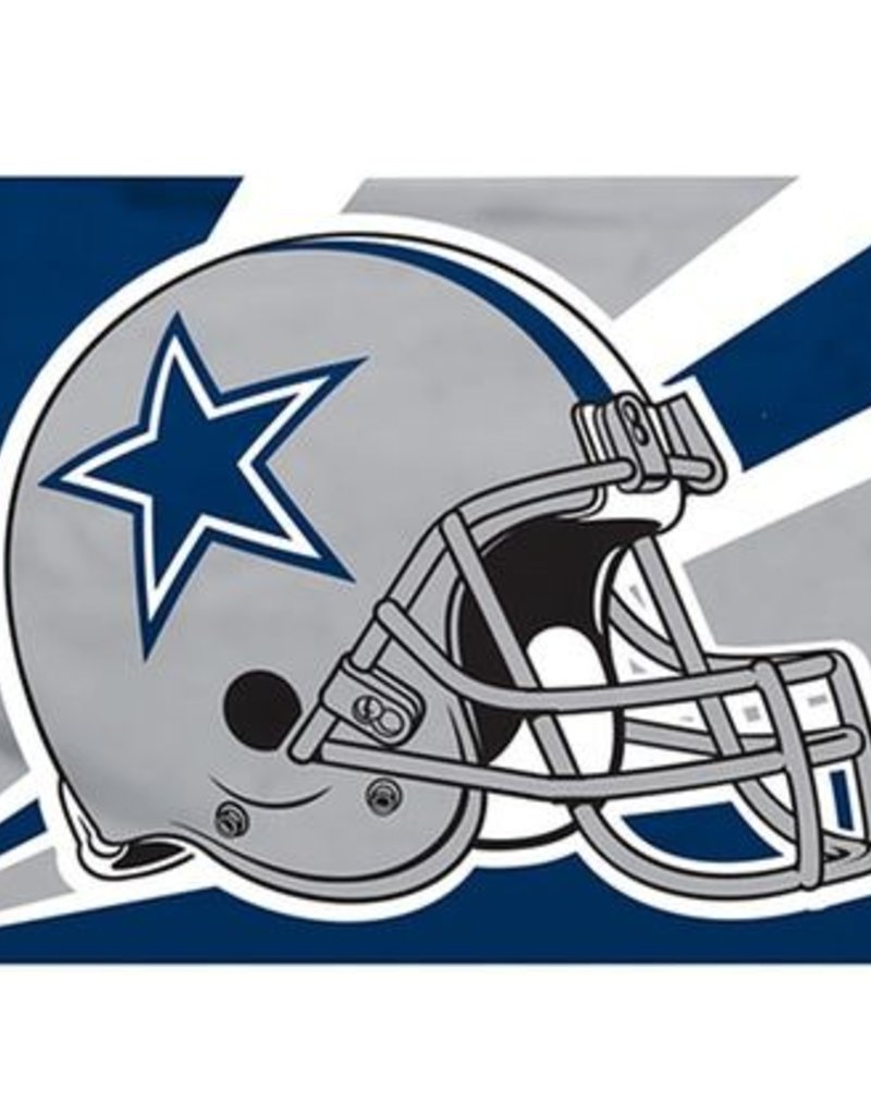 Dallas Cowboys 3x5' Polyester Flag