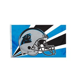 North Carolina Panthers 3x5' Polyester Flag