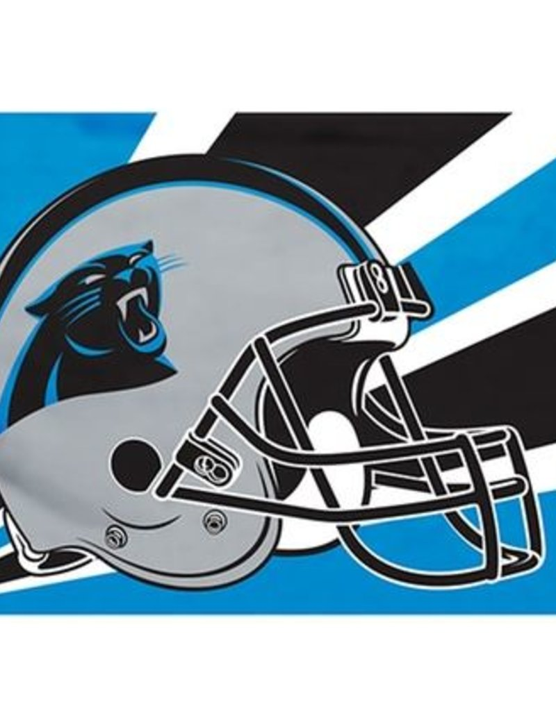 online store 7617e 2850e North Carolina Panthers 3x5' Polyester Flag