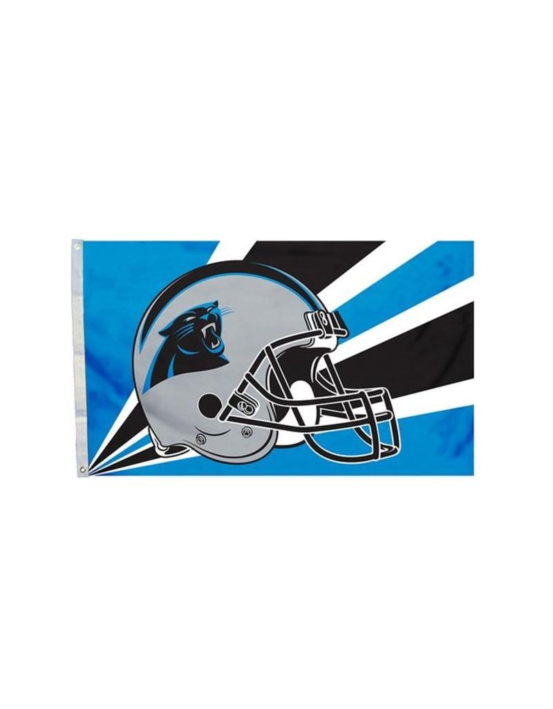 North Carolina Panthers 3x5' Polyester Flag