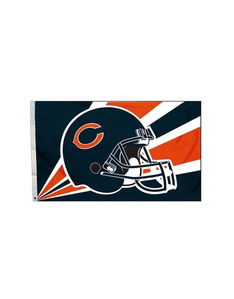 Chicago Bears 3x5' Polyester Flag