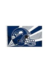 Seattle Seahawks 3x5' Polyester Flag