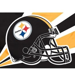Pittsburgh Steelers 3x5' Polyester Flag