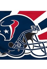 Houston Texans 3x5' Polyester Flag