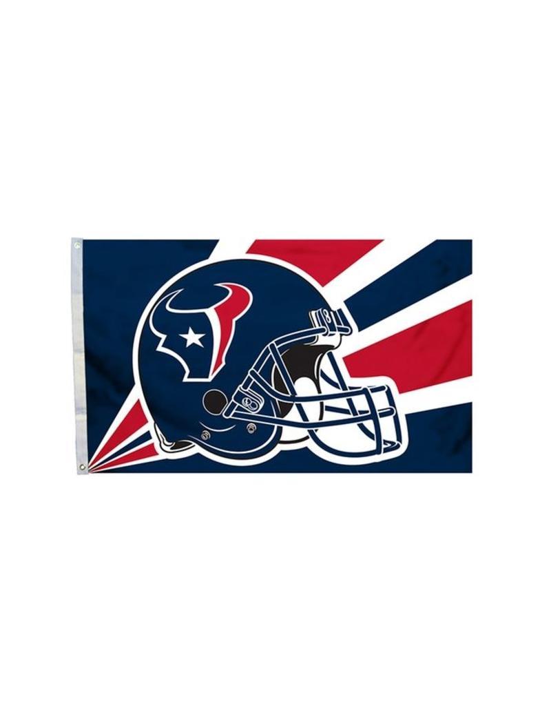 Houston Texans 3x5' Polyester Flag